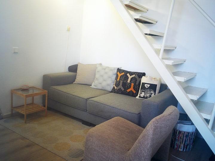 Nice, cozy flat @ beutiful Jaffa