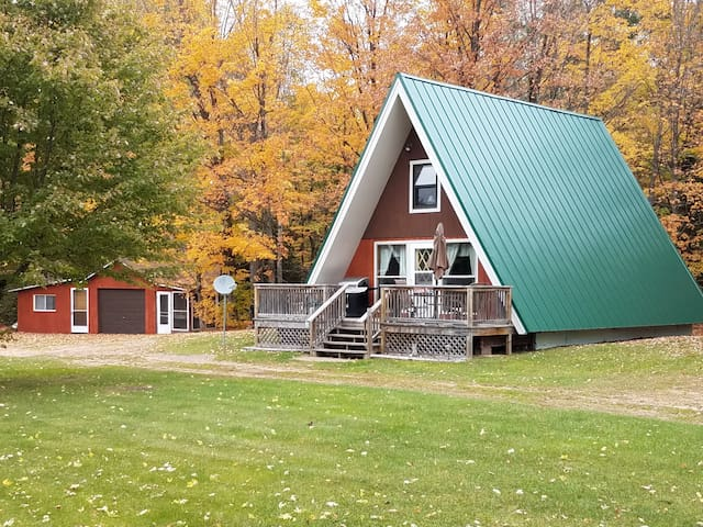 Cabin 3 at the Holiday
