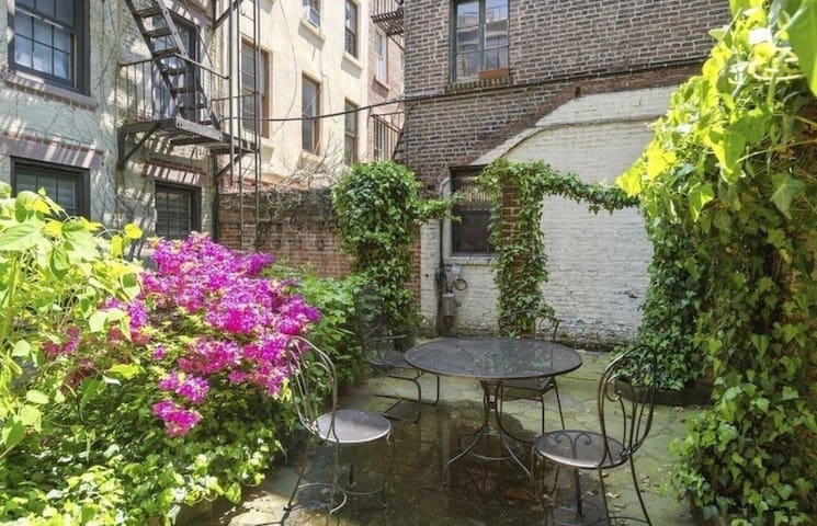 Prime West Village Secret Garden Stay
