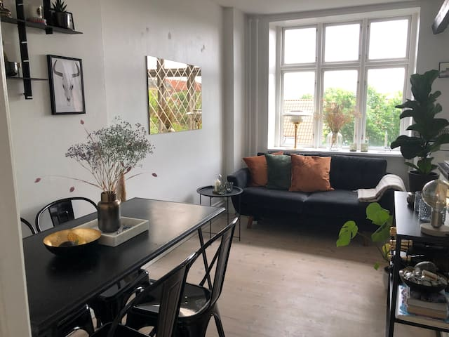 Charming apartment in the heart of Østerbro