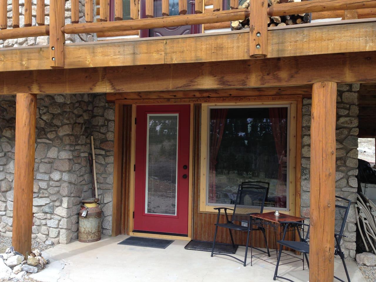The Antero Garden Inn - Apartments for Rent in Nathrop, Colorado ...
