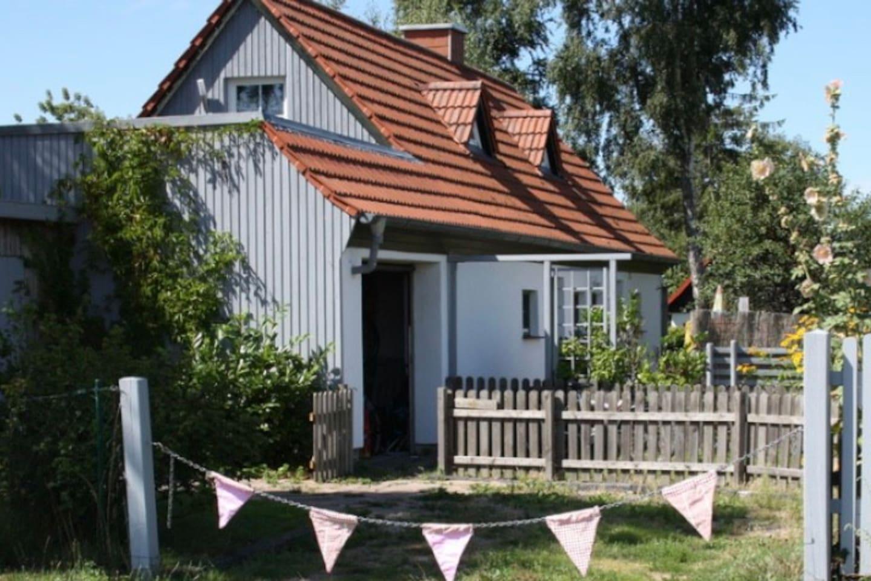 Kleines Haus am Bodden - Häuser zur Miete in Saal, Mecklenburg ...