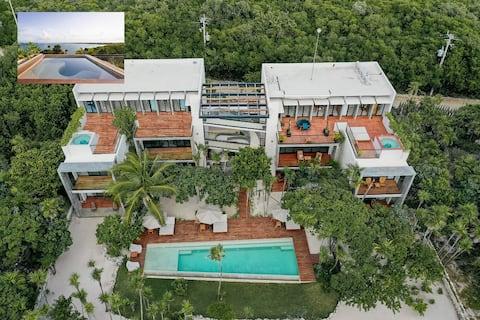 Tulsayab Luxury Devpt - Beachfront Penthouse T1