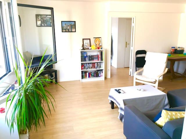 NEW Apartment Rouen - FREE WIFI - Rouen - Apto. en complejo residencial