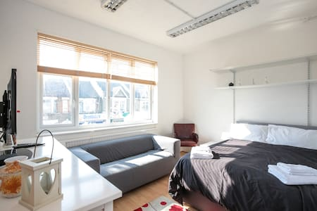 Double room 18min to central London - Londres - Apartamento