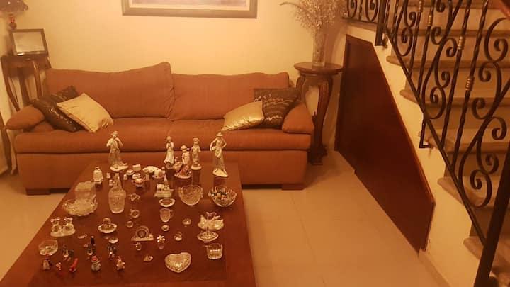 Alquilo en  Barranquilla hermosa habitación