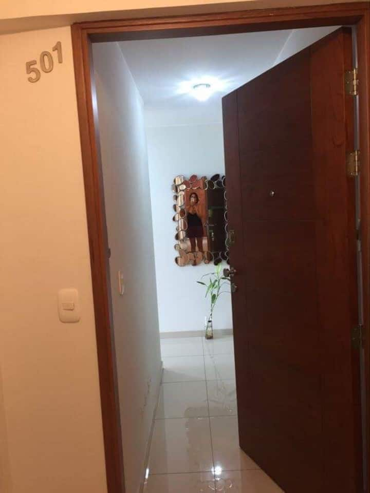 Acogedora habitación en Residencial Las Tunas
