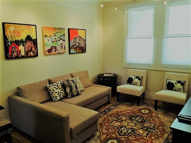 Charming 1bd in Prime North Beach