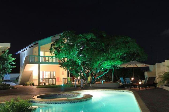 Wayaca Mini Resort, Appartementen Jan Thiel.