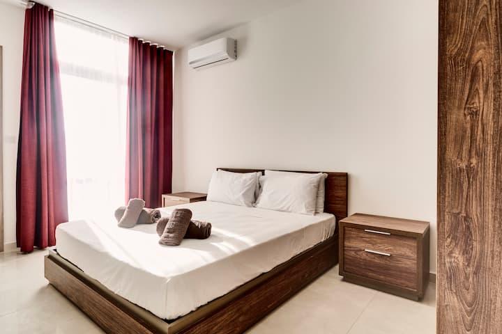 Modern 3 Bedroom Apartment in St Paul's Bay