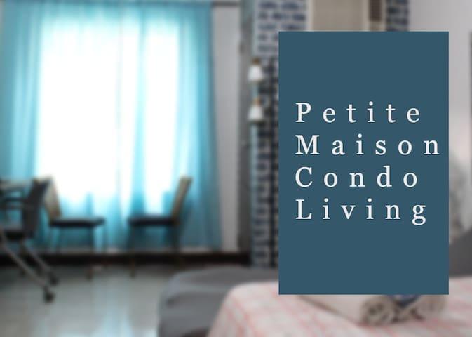 Petite Maison (condo@Mandaue/1st fl/strong wifi)