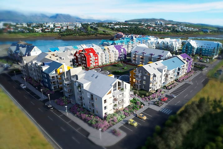 Entire flat in the Harbour District