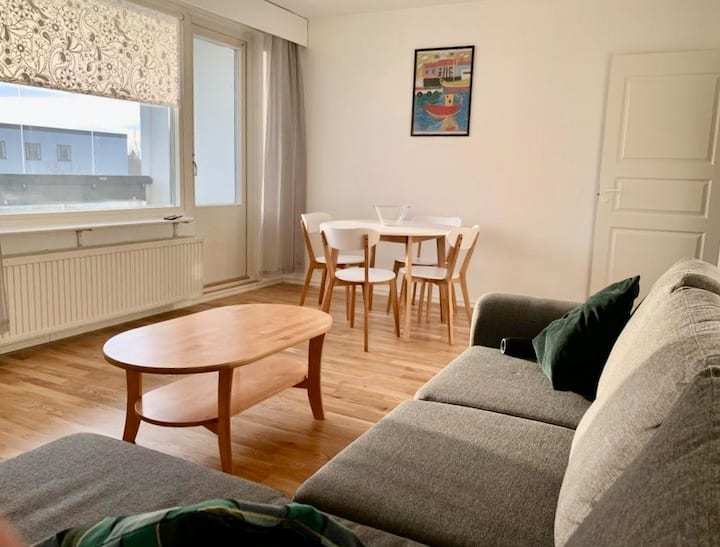 Apartment in Käpylä,