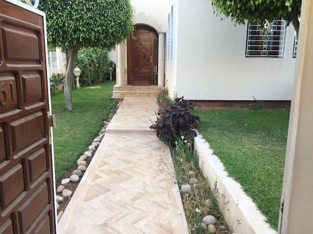 Chambre privée à Ain Diab ! - Casablanca - Villa