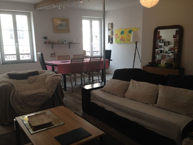 Appartement Duplex en Centre Ville - Auxerre - Apartment