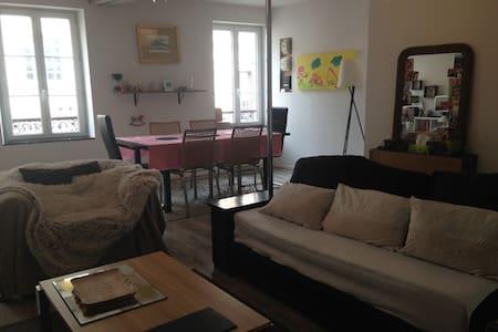 Appartement Duplex en Centre Ville - Auxerre