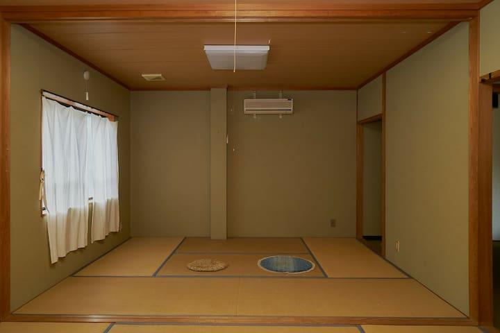 12畳 個室