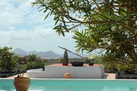 Villa HANTRY in Teguise for 4 perso - Teguise - วิลล่า