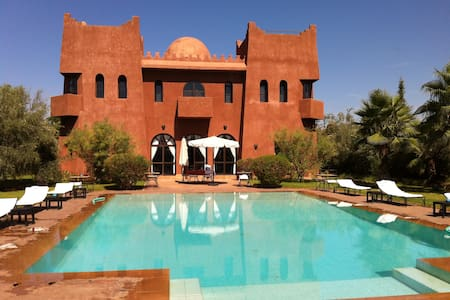 Dar Setta - Marrakech - Villa