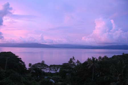 Botanic Garden Stay on Savusavu Bay - House