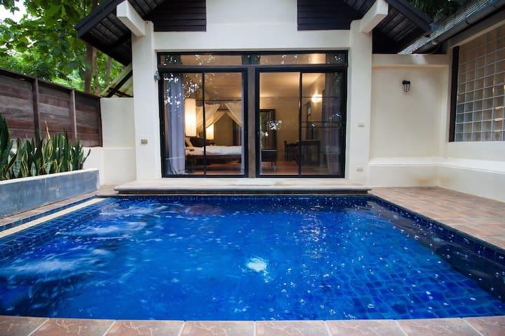 Pool Villa/Chiang Mai / Free Breakfast for 2