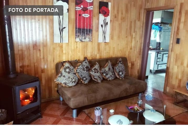 Habitación para dos personas en la Patagonia ...