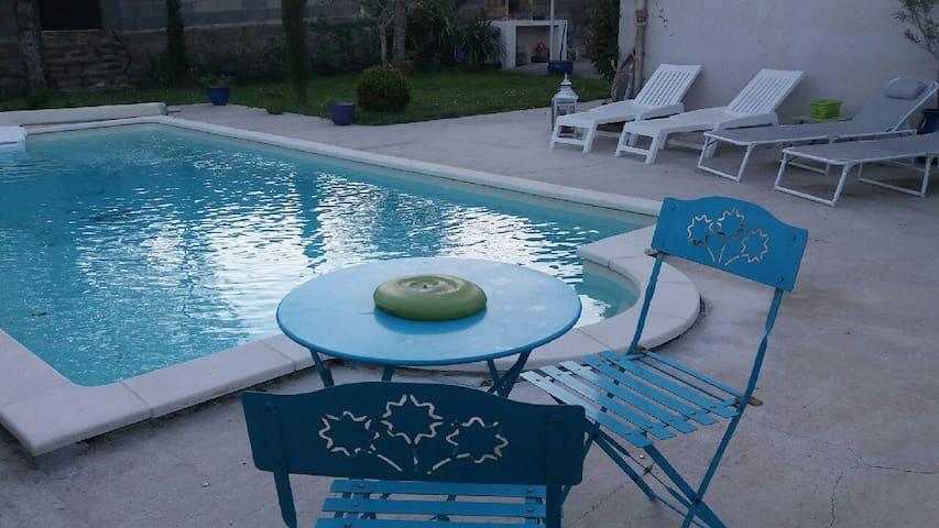 Joli logement privé dans une maison