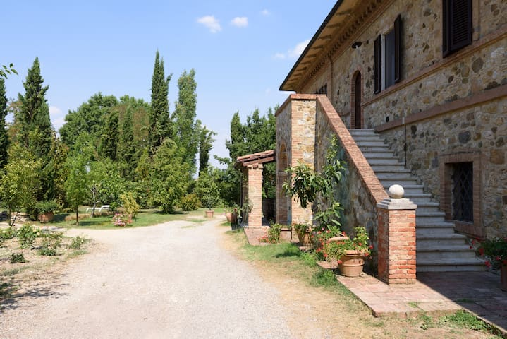 Elegant farmhouse Siena - Murlo - Apartment
