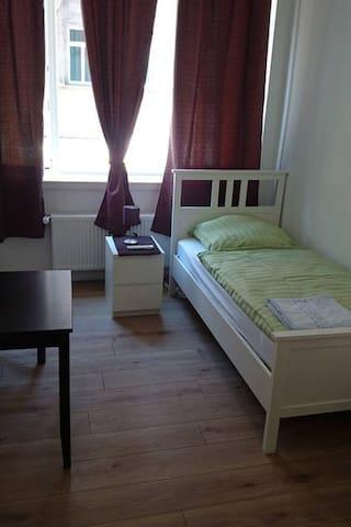 1A Einzelzimmer im Zentrum-Nürnberg
