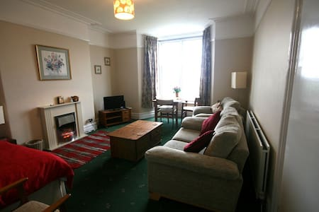 Self contained holiday flat (1) - Minehead