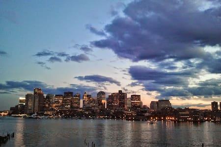 Amazing view near Airport/Downtown - Boston - Apartment
