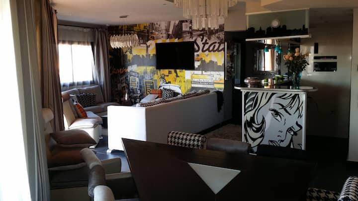 Bel appartement 2 chambres quartier Guéliz