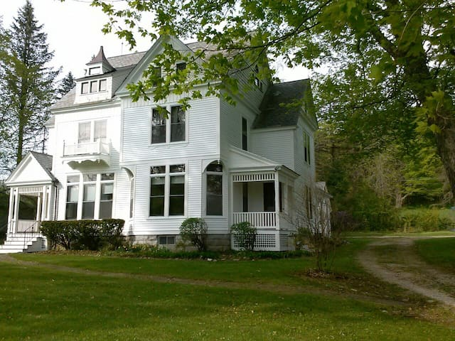 Large & Historic 1880's home conveniently located.
