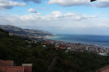 Villa Sea View Trabzon Green Nature - Yıldızlı - วิลล่า