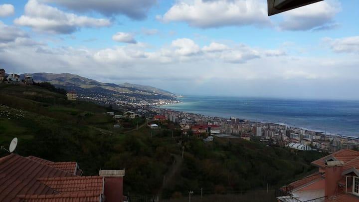 Villa Sea View Trabzon Green Nature