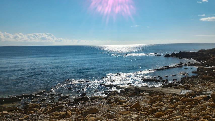 Villa Area Protetta del Plemmirio - Punta Milocca - Vila