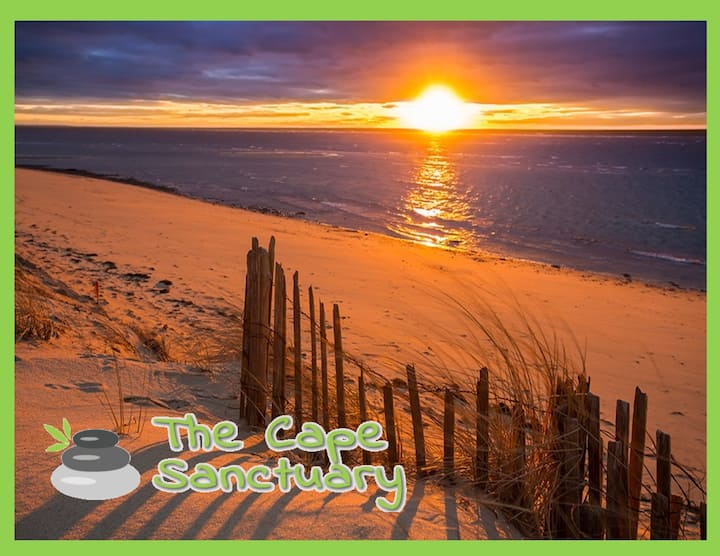 The Cape Sanctuary:  West Falmouth:  New Listing!