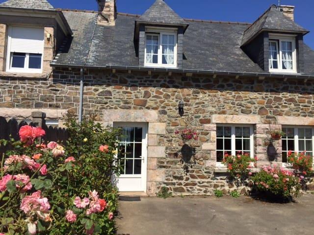 ancienne maison bretonne