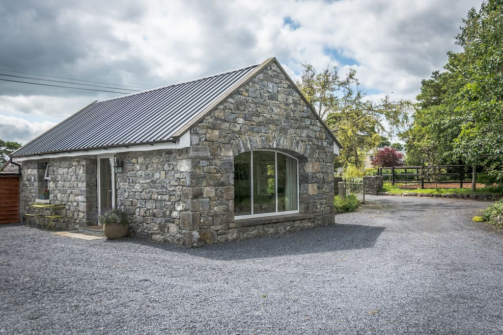 Stone Lodge with your private accommodation separate from main house