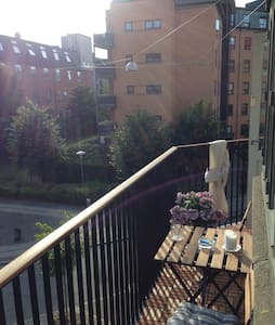 2 Rooms with balcony @Frederiksberg - Apartment
