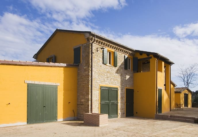 Country House nel Conero - Camerano - Bed & Breakfast