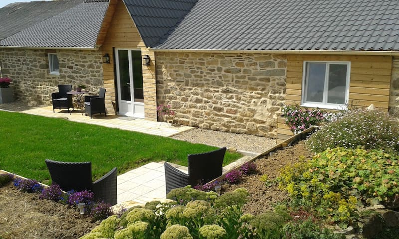 Cottage in the country - Briec - Penzion (B&B)