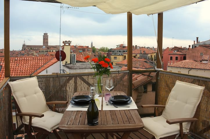 Your home sweet home ... in Venice! - Venezia - Apartment