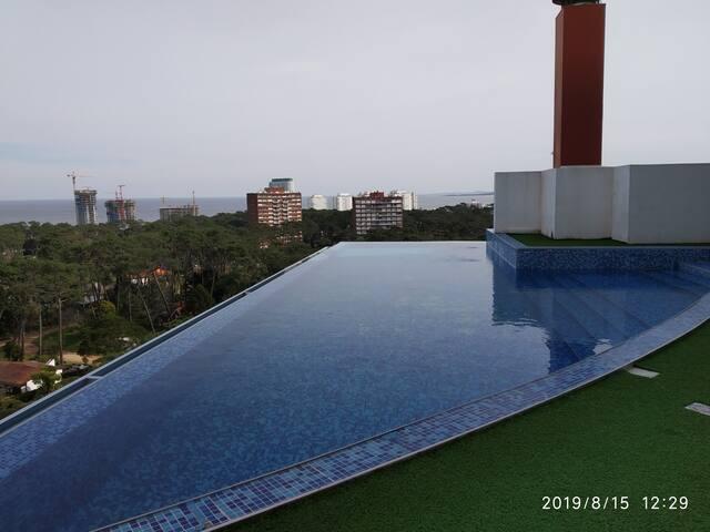 New LUXURY APART COMPLEX Acapulco Roosvelt wifi,Tv