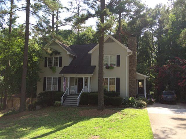 3 bdr-8 miles from Augusta National - North Augusta - Talo