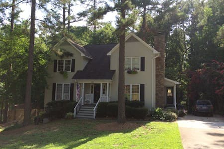 3 bdr-8 miles from Augusta National - North Augusta - Maison