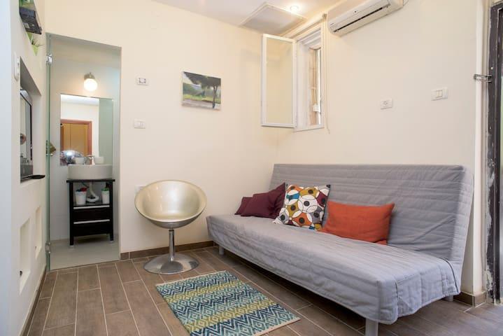 Nissan house 2, Nahlaot - Jerusalem - Apartemen