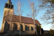 St. Crucis Kirche in Allendorf