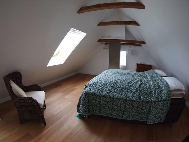 Lejlighed med udsigt til skov - Jystrup - Wohnung