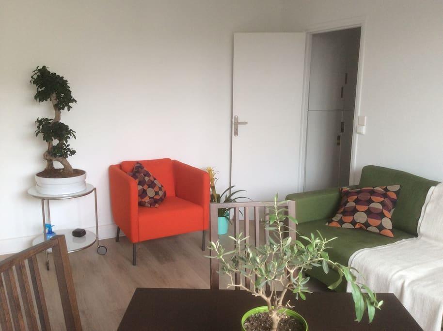 Appartement avec jardin proche gare appartements louer colombes le de france france - Location maison jardin ile de france colombes ...